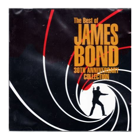 the best bond the best of bond 30th anniversary collection 1 cd
