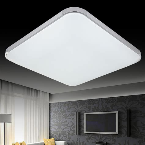 flat panel led ceiling l living room l modern