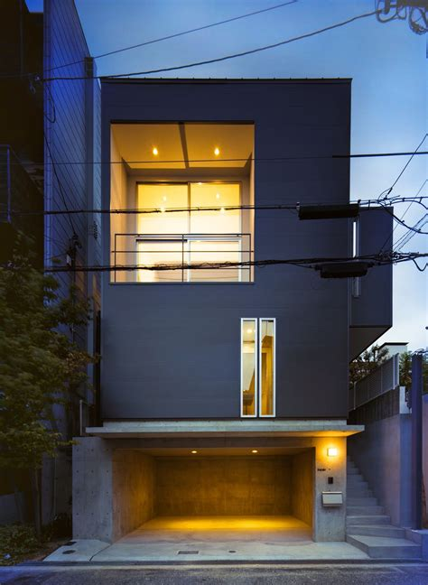 smart small space design house  konan   planning townhouse house  small spaces