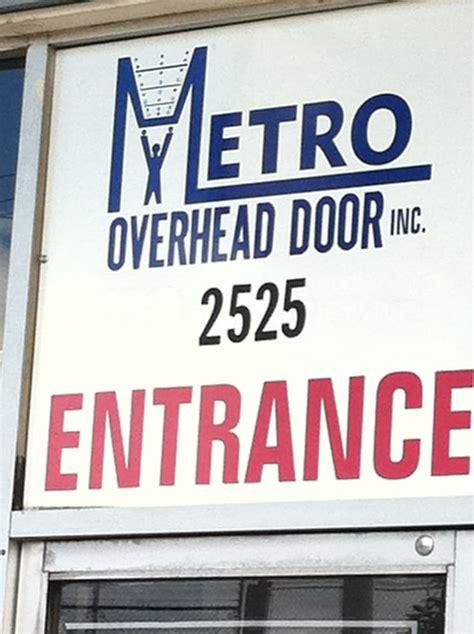 metro overhead door metro overhead door 26 reviews garage door services