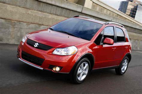 Suzuki 2007 Price 2007 Suzuki Xl7 And Sx4 Prices Announced Picture 96010