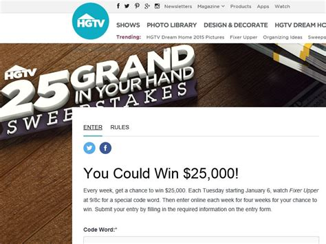 Diy Renovation Sweepstakes - kitchen remodeling sweepstakes 2015 autos post