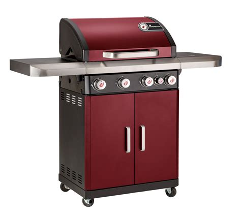 barbecue landmann landmann rexon pts 4 1 4 burner gas bbq landmann barbecues bbq accessories the