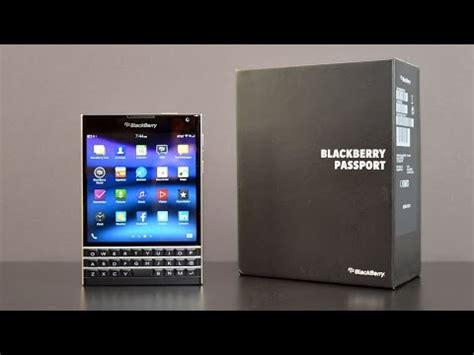 blackberry passport video clips