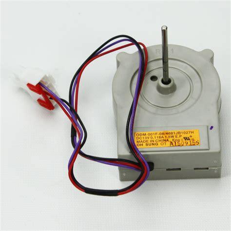 lg refrigerator condenser fan motor 4681jb1029h lg refrigerator evaporator fan motor ebay