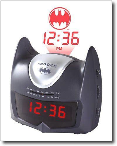 batman alarm clock projection unique alarm clock
