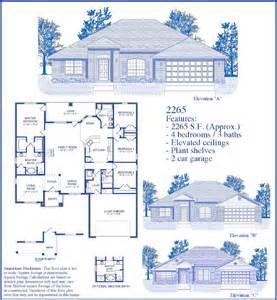 Adam Homes Floor Plans by Adams Homes 2265 Floor Plan Images
