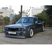 1990 Modified BMW 320i E30  Character Development Knowledge And