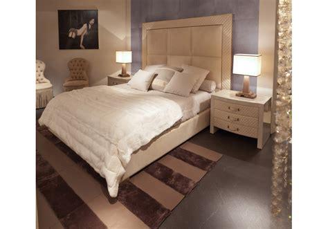 High Headboard Beds Aura Bed With High Headboard Rugiano Milia Shop