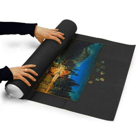 Puzzle Storage Mat sinoguo black felt mat for puzzle storage puzzles saver