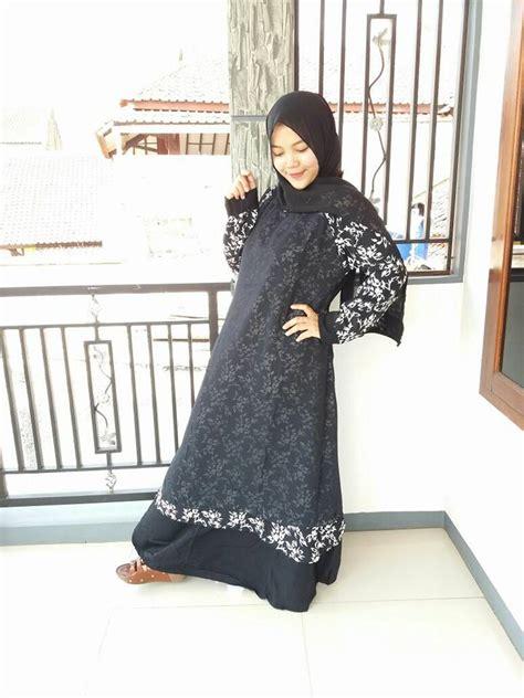 Jilbab Ceruti Syari