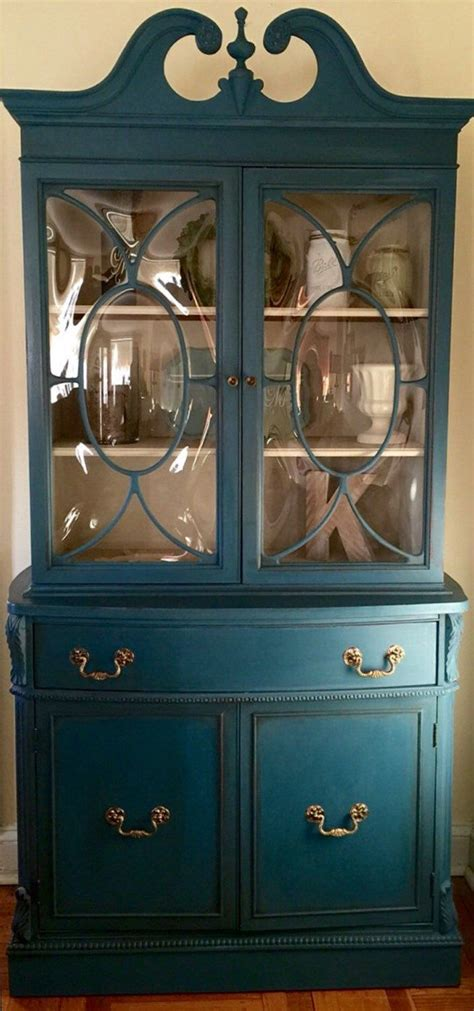 vintage black china cabinet 25 best china cabinet painted ideas on