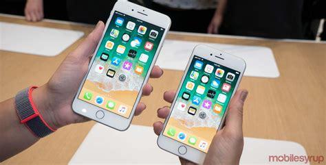 iphone 8 en de 8 plus zoek de verschillen intogadgets nl