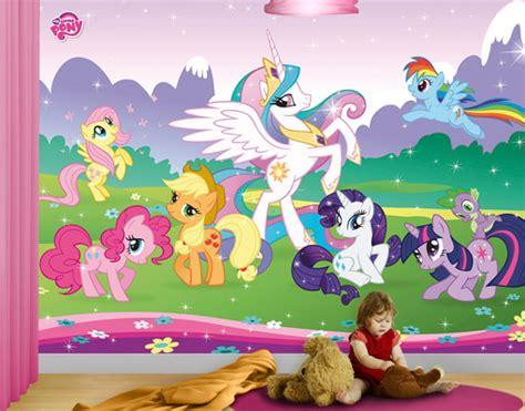 my little pony bedroom wallpaper photo wall mural my little pony 400x280 wallpaper children