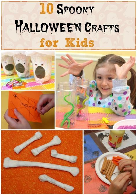spooky crafts for 10 spooky crafts for inner child
