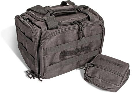 universal molle range bag black s for