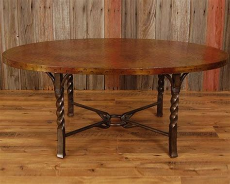 greylock copper top dining table by mathews company 1000 images about dining tables on pinterest oval