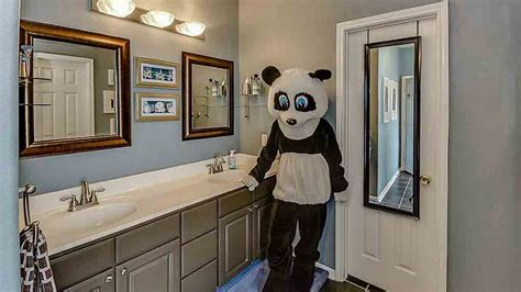 panda bathroom ho ho huh the 7 most bizarre real estate stories of