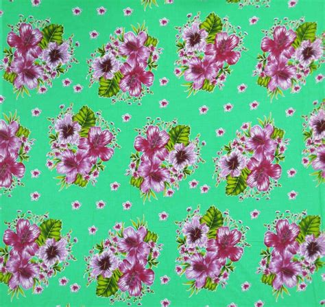 printable fabric by the yard by the yard 100 cotton sewing green fabric floral print