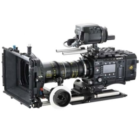 sony: sony pmw f55 cinealta 4k camcorder: professional