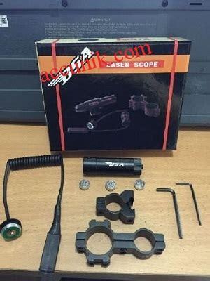 Laser Scope Merah Laser Jg jual laser senapan angin murah sekali scope bsa 150