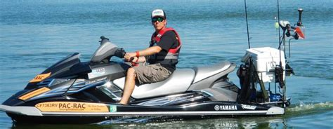 fish and ski boat accessories 45 best jetski fishing wave runner fishing personal