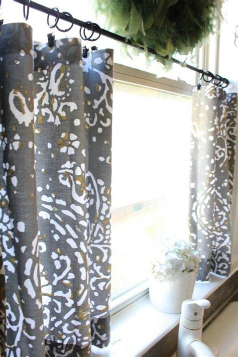 les rideaux pour cuisine les derni 232 res tendances pour le meilleur rideau de cuisine