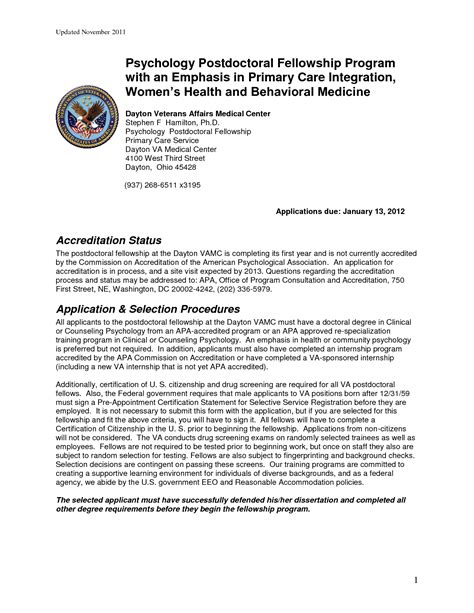 Postdoctoral Cover Letter cover letter for postdoctoral application