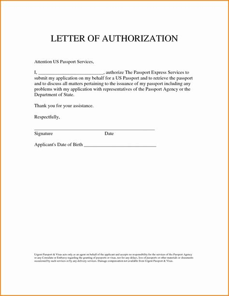 authorization letter format for sss sle of authorization letter for sss best of