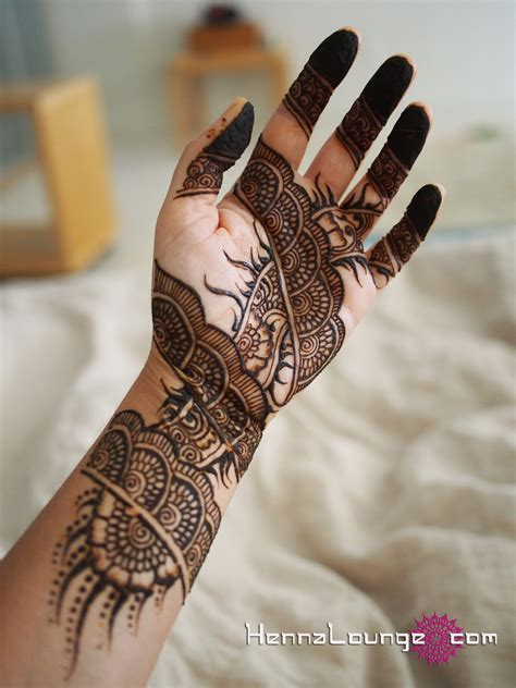 Henna Design Gulf | blog henna lounge bay area mehndi artist extraordinaire