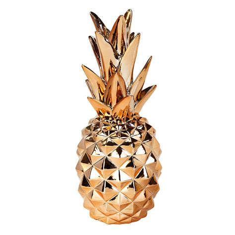 Pineapple Home Decor copper pineapple by all things brighton beautiful
