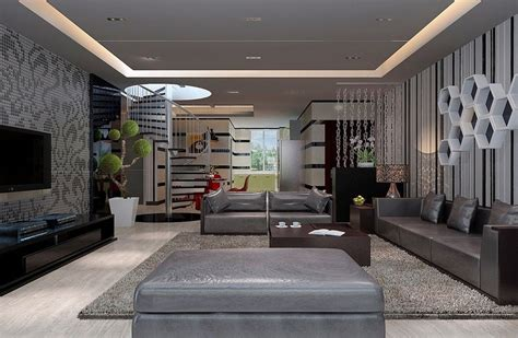 designer livingrooms cool modern interior design living room home interior