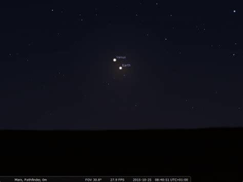pianeti interni marte secondo ridley astronomia