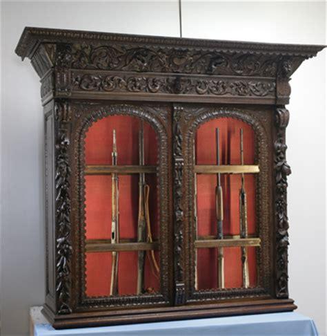 french antique bookcase | gunsafe amish custom gun cabinets