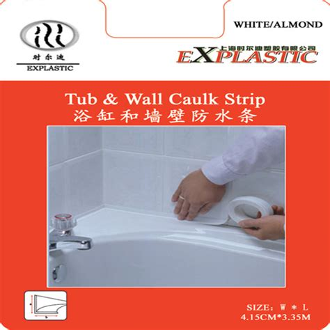 Bathtub Caulking Strips by Bathtub And Wall Bathroom Kitchen Caulk Caulk