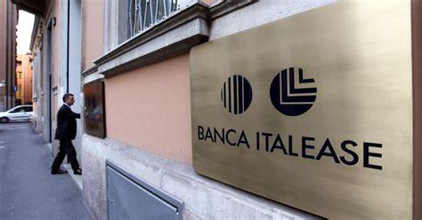 banca italease cassazione il comunicato dell istituto bancario sui