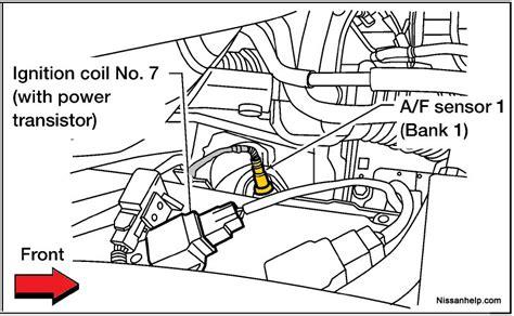 nissan sentra  sensor wiring schematic diagram