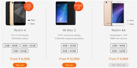 Xiaomi Mi Max Ram 3gb 64gb Original 100 xiaomi diwali with mi sale offers re 1 flash sales