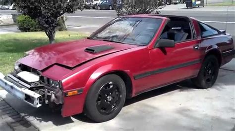 1985 nissan 300zx turbo 1985 nissan 300zx turbo part out z31