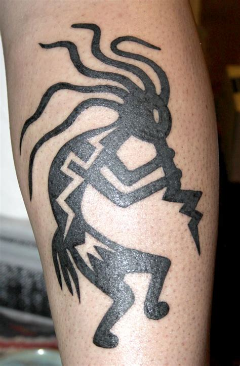 kokopelli tattoos