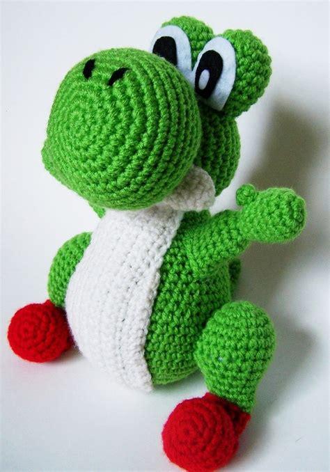 crochet amigurumi yoshi doll for sale my crafting