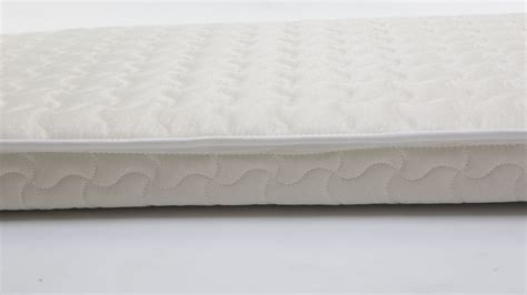Boori Innerspring Mattress by Boori Urbane Innerspring Cot Bed Breathable Mattress Cot