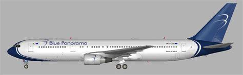 boeing 767 blue panorama interni x plane italia leggi argomento boeing 767 300 blue