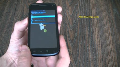 reset samsung backup password samsung galaxy exhibit hard reset factory reset and