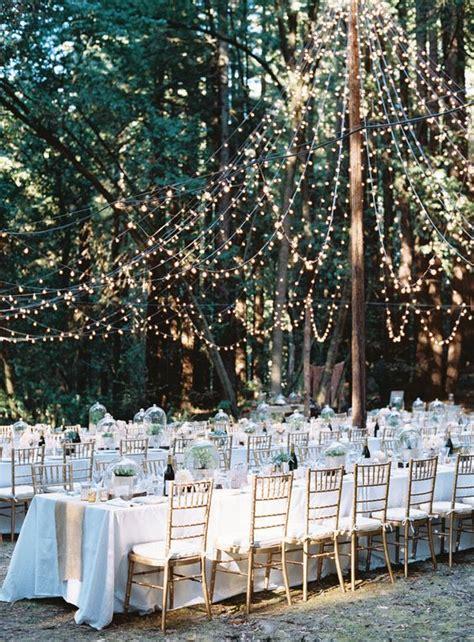 rustic backyard wedding decoration ideas   budget page