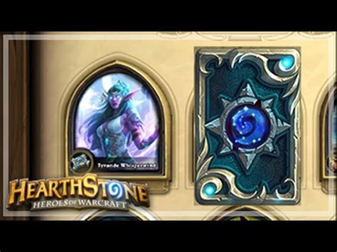 amazon hearthstone hearthstone how to get tyrande whisperwind hero twitch