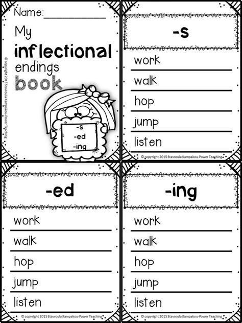 s and es endings worksheets inflectional endings root words worksheets and lessons