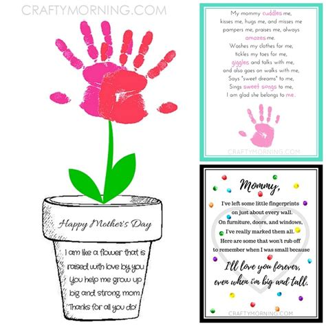 Free Printable Mothers Day Poems