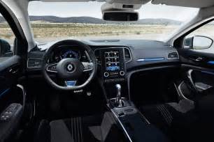 Renault Megane Interior 2017 Renault Megane On Sale In Australia From 22 490