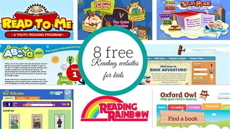 website for reading adventures with four